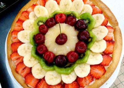 tarte aux fruits au parfum des bois